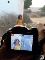 Indian Girl, Desierto Thar, Bikaner India