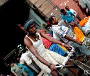 Flowers market, kolkata India, Calcuta