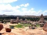 Temples, Hampi, India