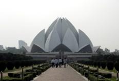 Lotus temple, Delhi, India
