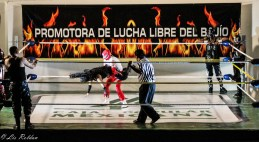Luchas mexicanas 12