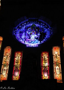 Iglesia Jesus, Maria y Jose, Quimbaya, Quindio, Colombia, noche de velas y faroles, 7 de diciembre de 2015