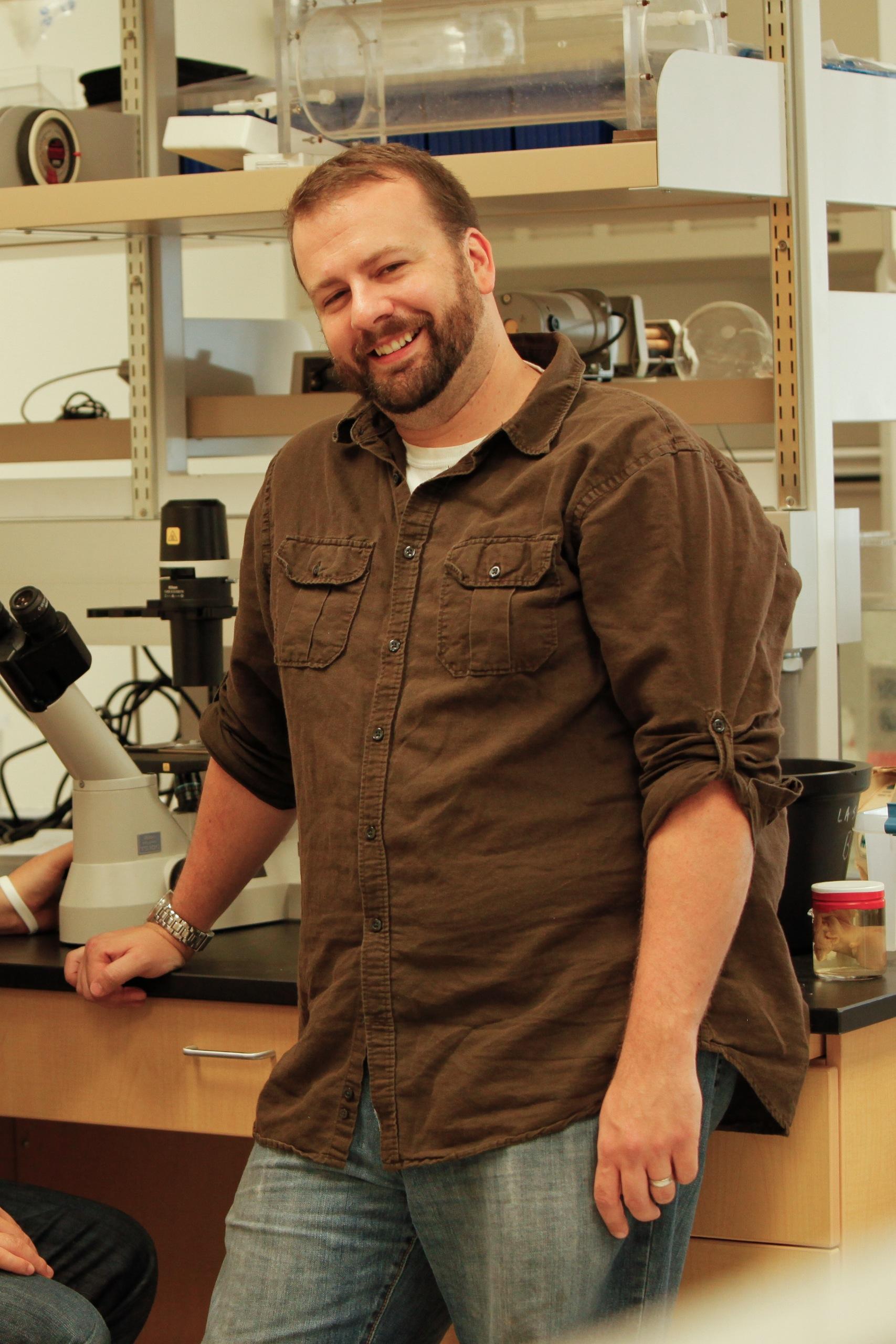 Lloyd Trueblood Faculty Amp Staff Biology
