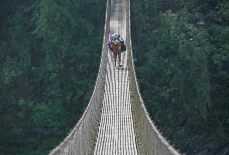 09 - Puente colgante camino a Bandipur copia