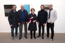 Carlos Rubí, Sebastià Rubí, María Llaneras, Federico Pinya, Guillermo Rubí Foto: © La Siesta Press (Queda expresamente prohibida la reproducción total o parcial)