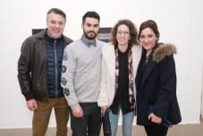 Bernat Bonet, Andreu Nevado, Antonia Rigo, Apolonia Barahona Foto: © La Siesta Press (Queda expresamente prohibida la reproducción total o parcial)
