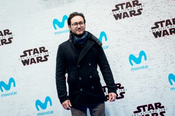 MADRID, SPAIN - DECEMBER 12: Carlos Santos during 'Star Wars: Los Ultimos Jedi' Madrid Premiere on December 12, 2017 in Madrid, Spain. (Photo by Samuel de Roman/Getty Images For Disney)