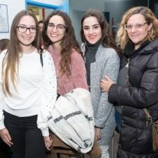 Alba López, Susana Domínguez, Andrea Toro, María Isabel Ucendo Foto: © La Siesta Press | J. Fernández Ortega (Queda expresamente prohibida la reproducción total o parcial)