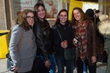 Carme, Victoria ,Meri y Júlia Disfrutan de la fiest