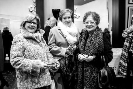 Carmen Ferrer, Francisca Verger, Miquela Nicolau