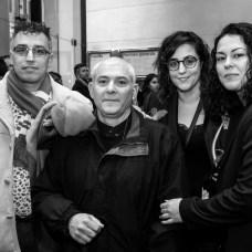 © La Siesta Press [10:30, 9/2/2018] Vanesa Sanchez: Francisco Javier Domínguez, Mariano Fernandez, Beatriz Balmiza y Débora Jimenez