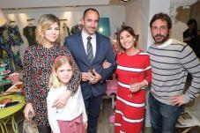 Pilar Ferrer, Emma, Tony Juan, Carmen Ferrer, Quique Cortes