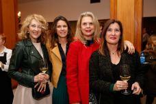 Rosa Robles, Ana Biezma, Lourdes Planas y Marivi Ros. © La Siesta Press / J. Fernández Ortega