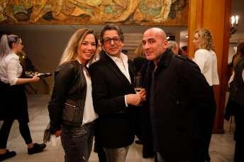 Nati Nadine, Antonio Longobardi, Octavio Paradiso © La Siesta Press / J. Fernández Ortega