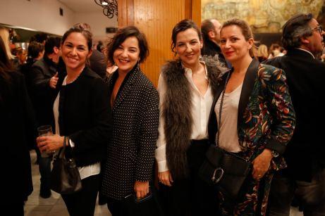 Ketty Gilet, Aina Morano, Neus Gilet y Sílvia Valls, © La Siesta Press / J. Fernández Ortega