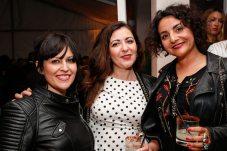 Arantxa Alvarez, Lourdes Ardila, Silvia Dominguez © La Siesta Press / J. Fernández Ortega