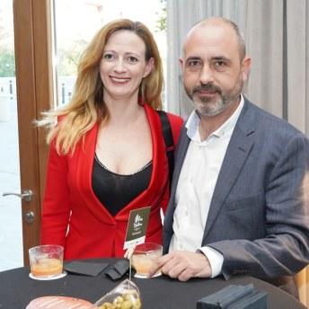 María Palau y Sebastià Deya Foto: © La Siesta Press | J. Fernández Ortega