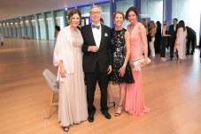 O' Connell, Elizabeth Homberg Presidenta Rana, su Marido Karl Dagmar Sauer © La Siesta Press / J. Fernández Ortega