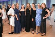 Isabelle Dupré, Mercedes López, María José Pons, Veronique, María Alvarez, Titi Villalonga y Begoña Izquierdo © La Siesta Press / J. Fernández Ortega
