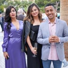 Catherine Lopez, Eva Ontanaya y Roberto Ruiz Foto: © La Siesta Press | J. Fernández Ortega