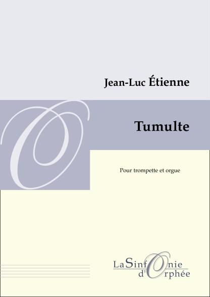 tumulte pour trompette et orgue