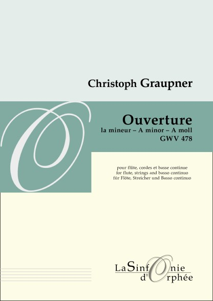 Ouverture GWV 478