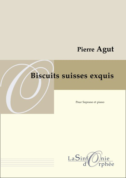 Biscuits suisses exquis