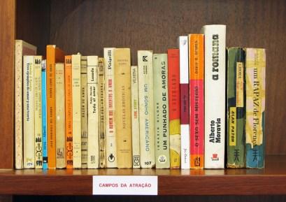 Leituras _Biblioteca da Faculdade de Belas Artes da Universidade do Porto, Portugal