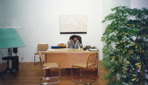 Oficina de gestión