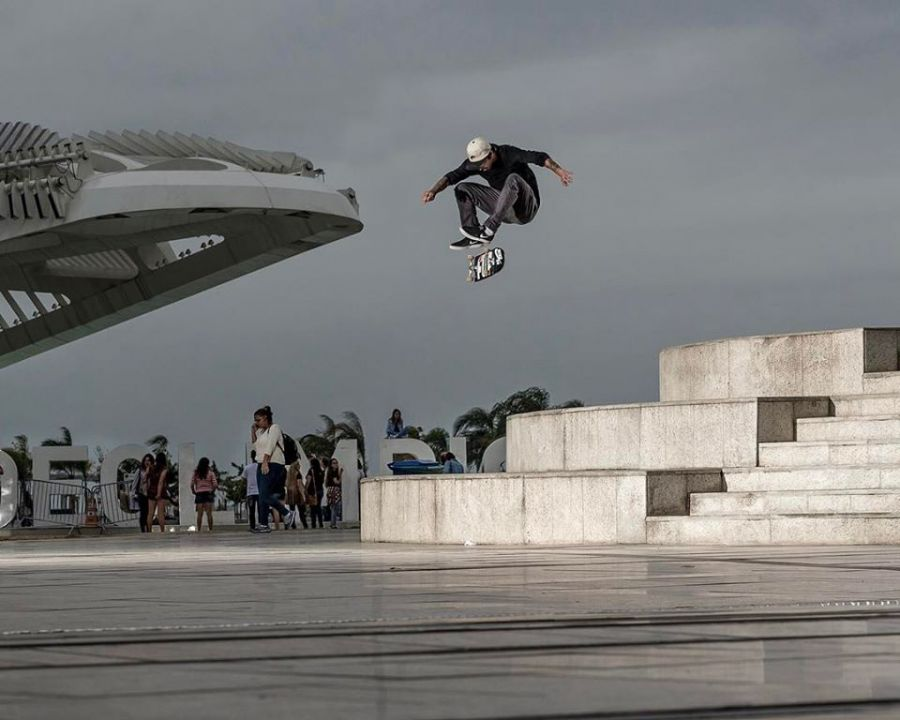 Luan Oliveira One for all video part