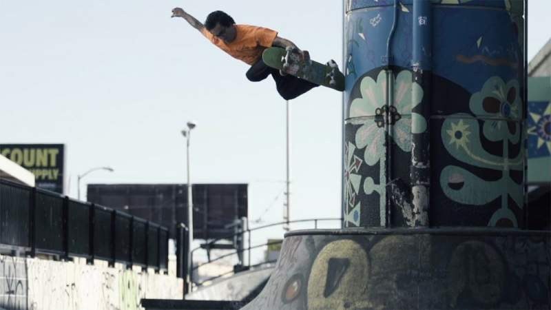 Spitfire x Antihero : Tony Trujillo de retour dans un violent edit 123