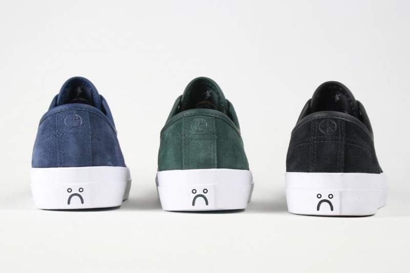 POlar x Converse skate shoes photos 1