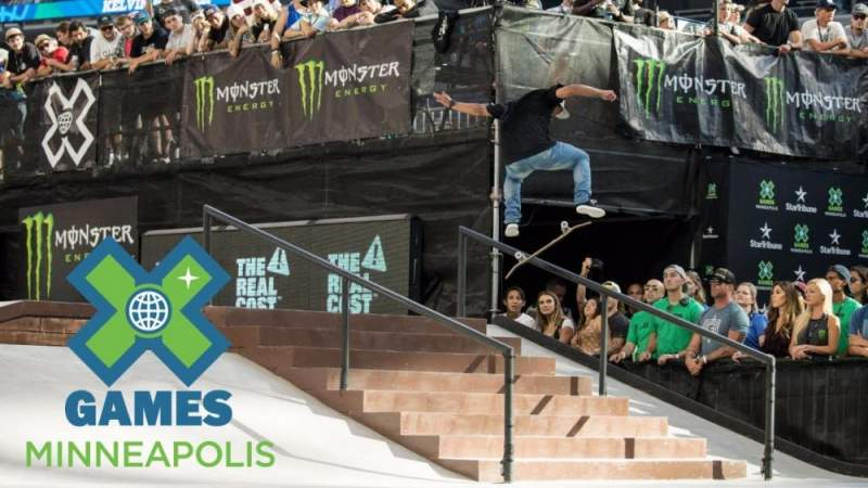 X-Games de Minneapolis 2017