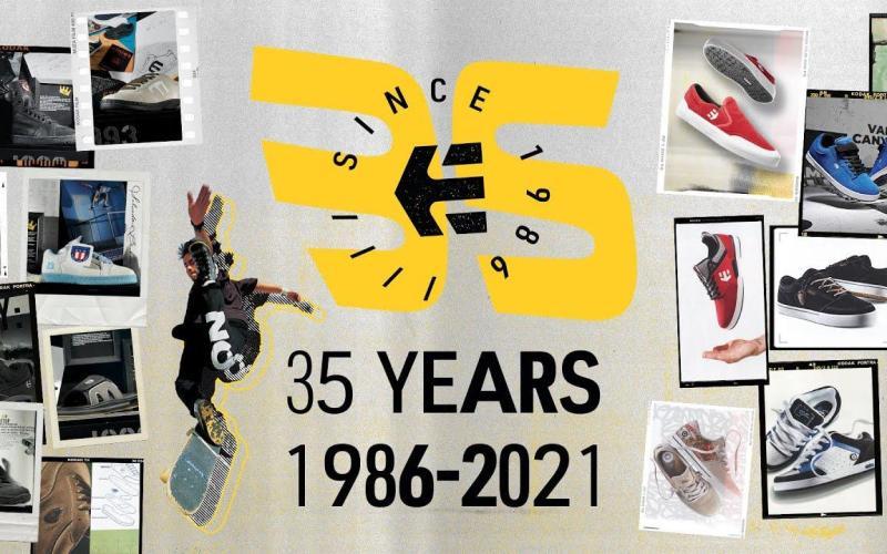 Etnies 35 ans