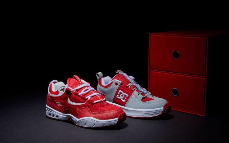 DC Shoes Double Box Josh Kalis 5