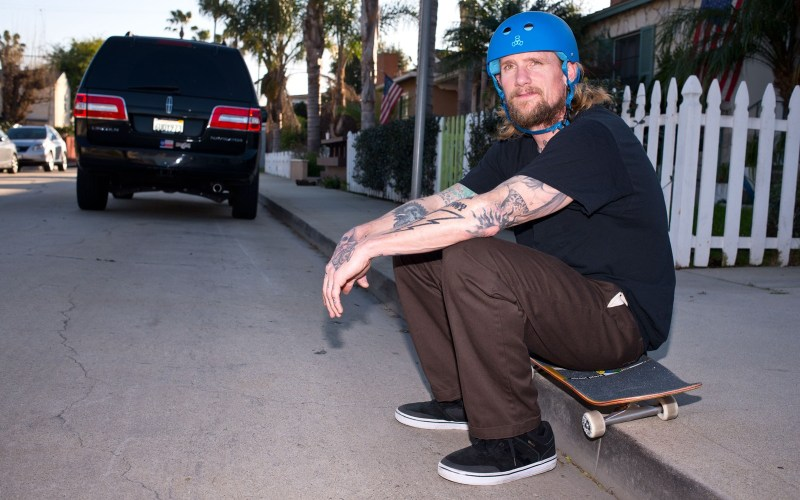 Mike Vallely Street Plant