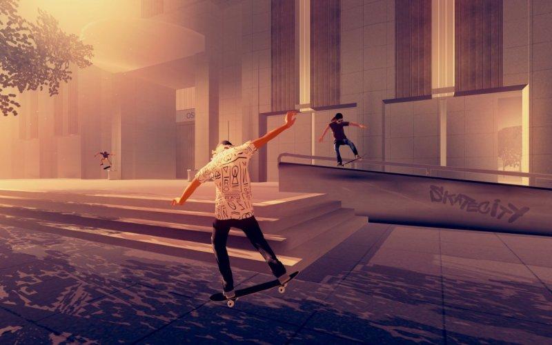 Skate City 6 mai sur PC, Xbox, Ps4 et Switch