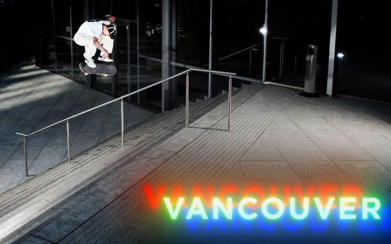"""La """"Vancouver"""" part de Spencer Hamilton"""