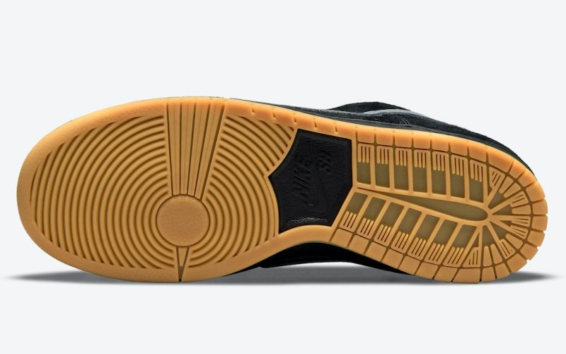 Retour vers le futur avec la Nike SB Dunk Fog colorway