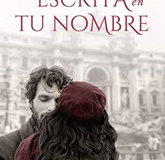 Escrita en tu nombre de Amelia Noguera