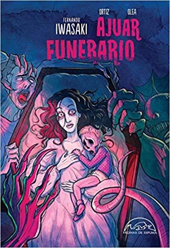 Ajuar Funerario de Fernando Iwasaki