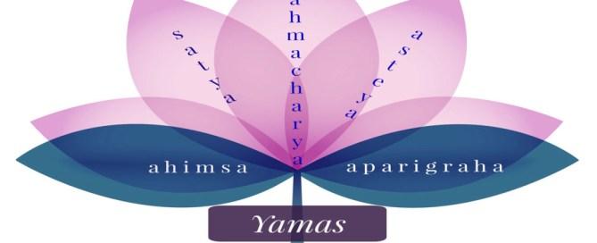 yamas-lotus
