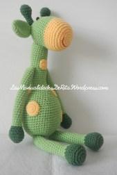 Jirafa crochet