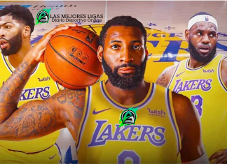 Andre Dummond a los Lakers
