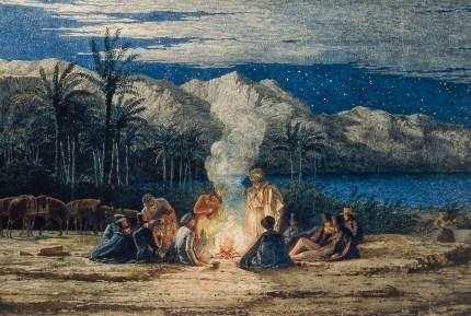 artista loco richard dadd las mil historias del arte