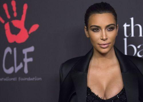 Kim Kardashian en redes sociales