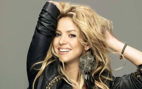 Shakira la esposa de Gerard Pique