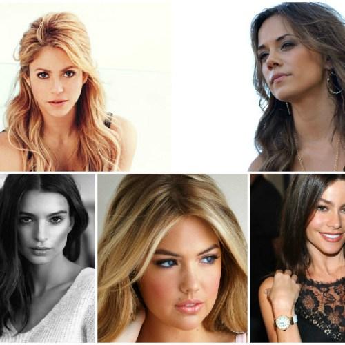 Top 5 de las mujeres más sexys del mundo