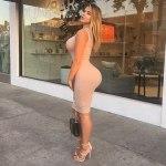 Kvitko competencia directa de Kim Kardashian