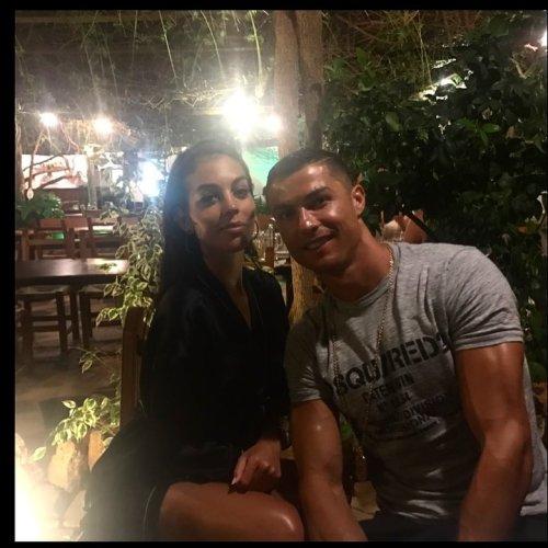 Las novias que ha tenido Cristiano Ronaldo